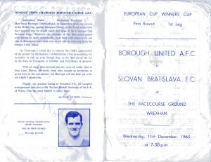 Boro v Slovan -Wrexham002