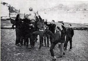 Slovan at Conwy