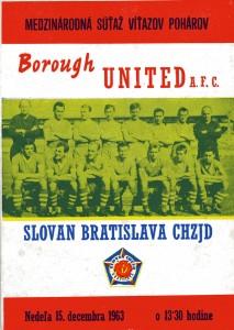 programme - at Bratislava