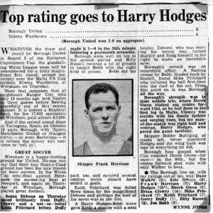 Top Rating -Harry Hodges001